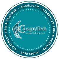 Angelfish Sticker