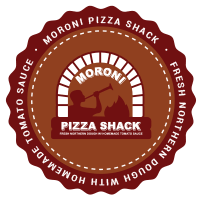 Pizza Shack Sticker